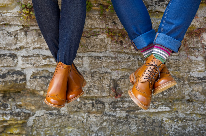 Put your best foot forward with Robinson's Shoes