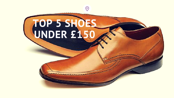5 men's shoes for winter under £150