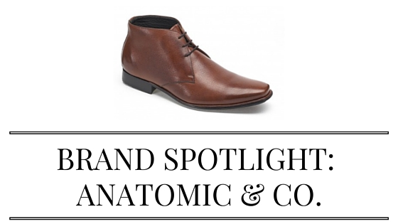 Brand spotlight: Anatomic Shoes