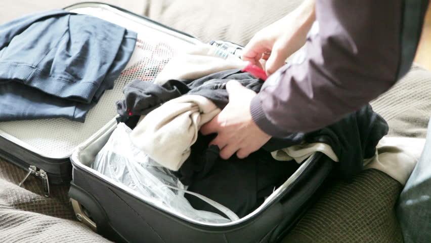 Summer holiday packing hacks for men