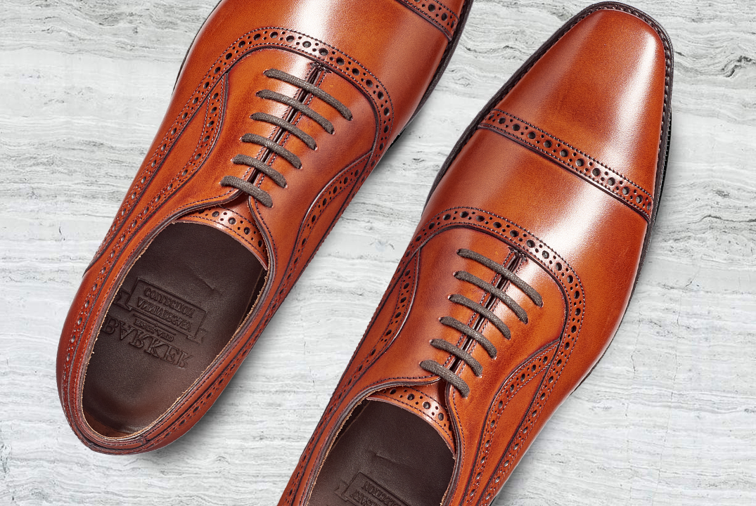 How to style Barker shoes