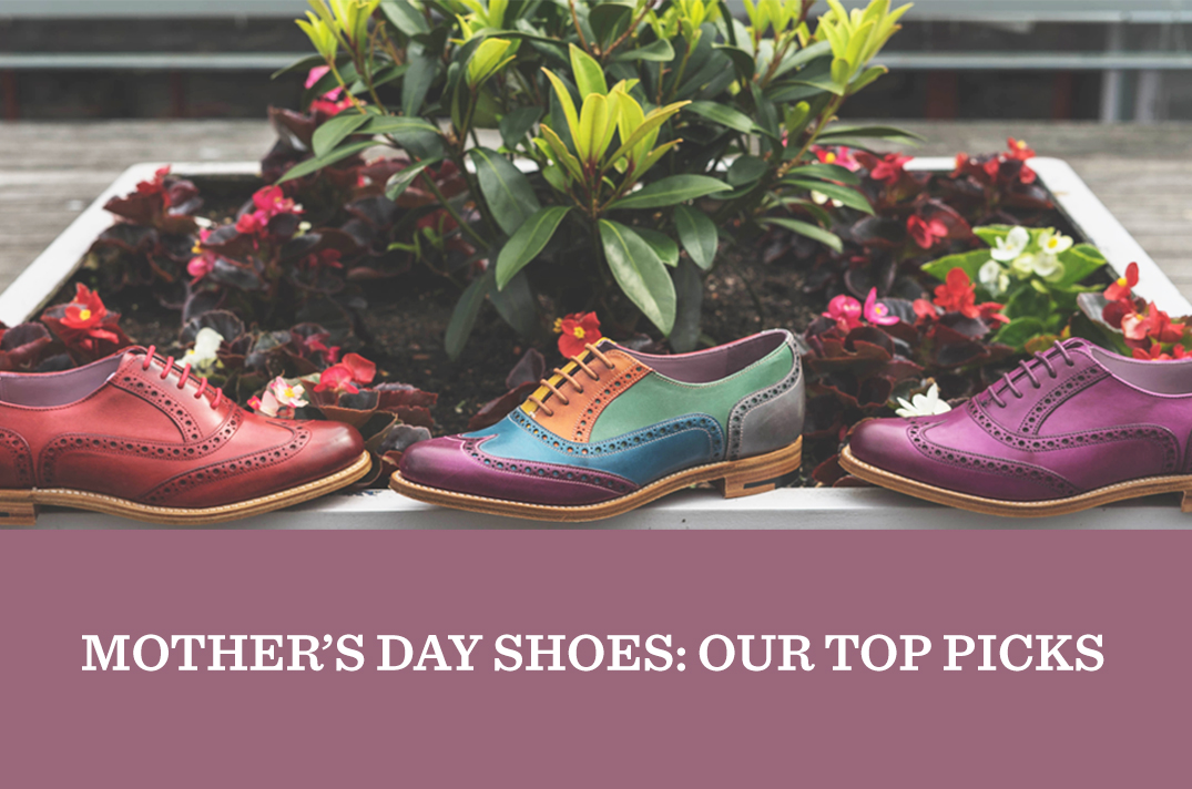 Mother's Day Shoes: Top Picks from Barker, Dubarry & R.M. Williams